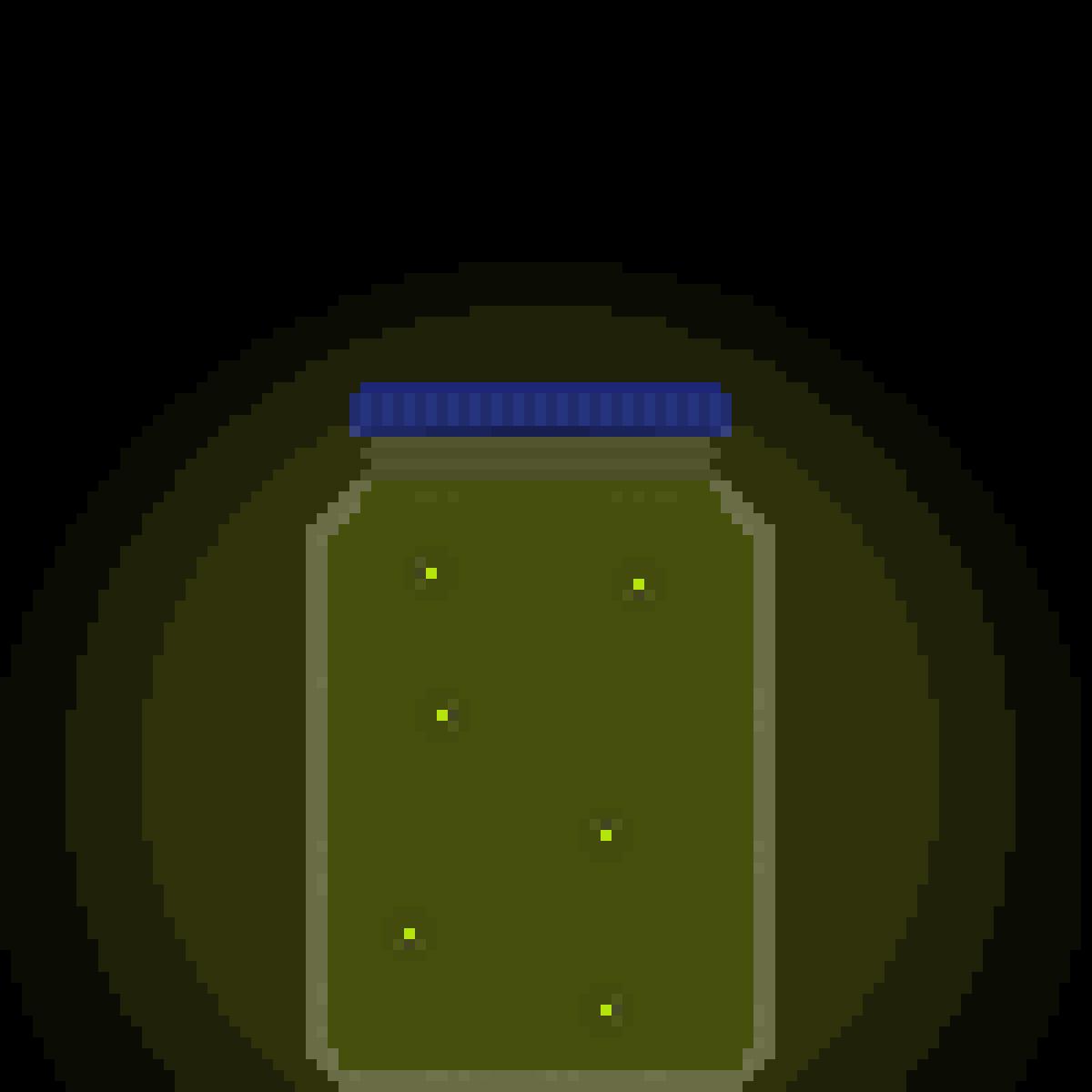 Jar of Light by Tibipad