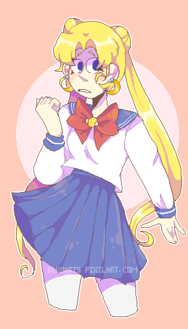 main-image-☾ Usagi  by BluuArts