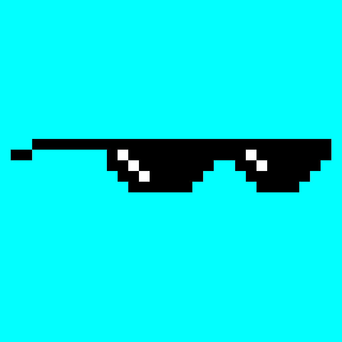 очки майнкрафт для фотошопа #2
