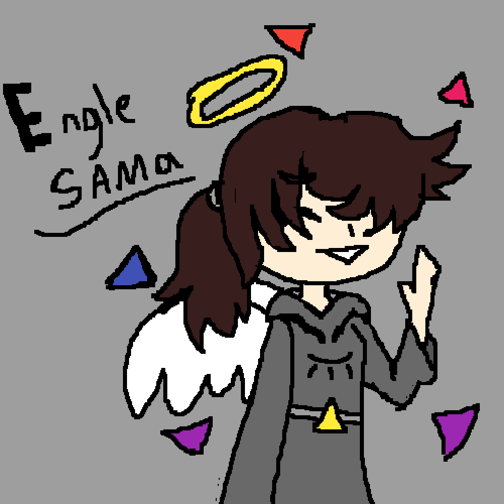 main-image-My oc Engle Sama  by Artie-CD