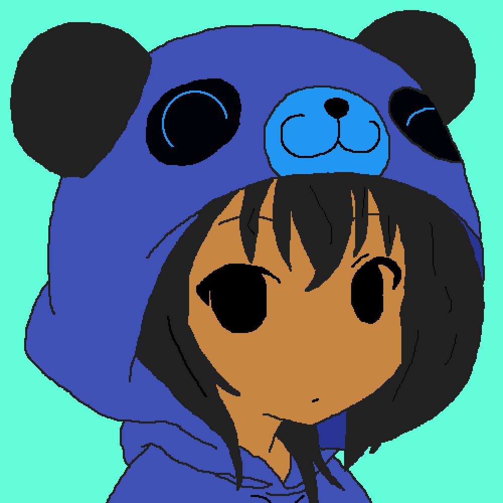 panda by Doggopup