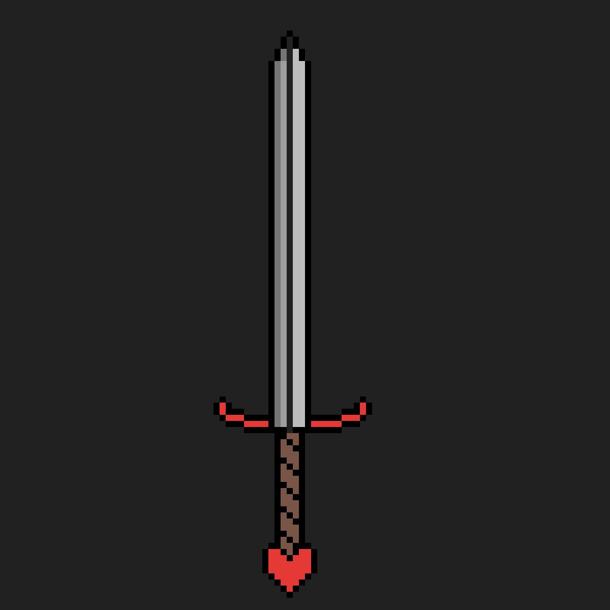 Valentine's Sword by Holmberg