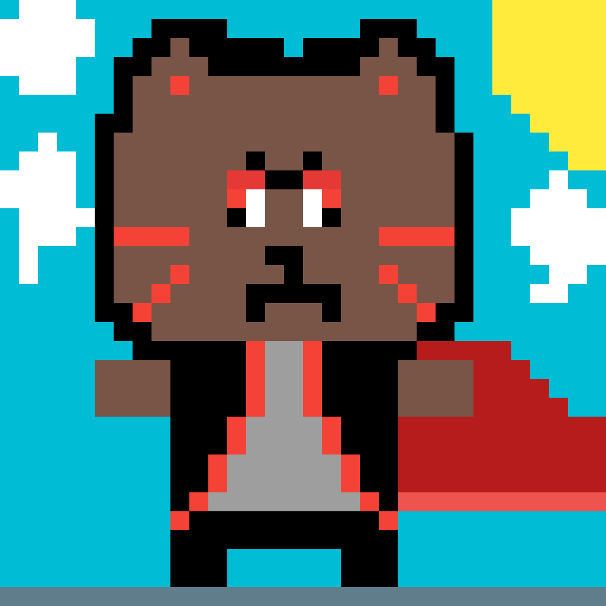 Cat form >;D by PigbombincYT