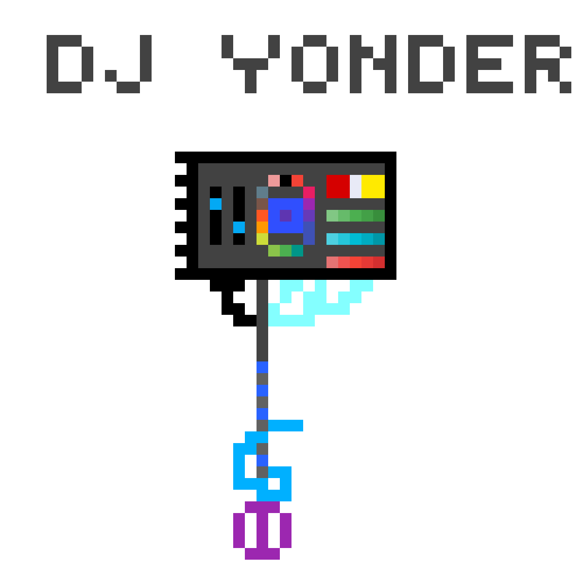 DJ Yonder Pick axe