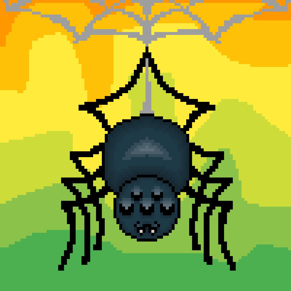 Spider by needs-saving
