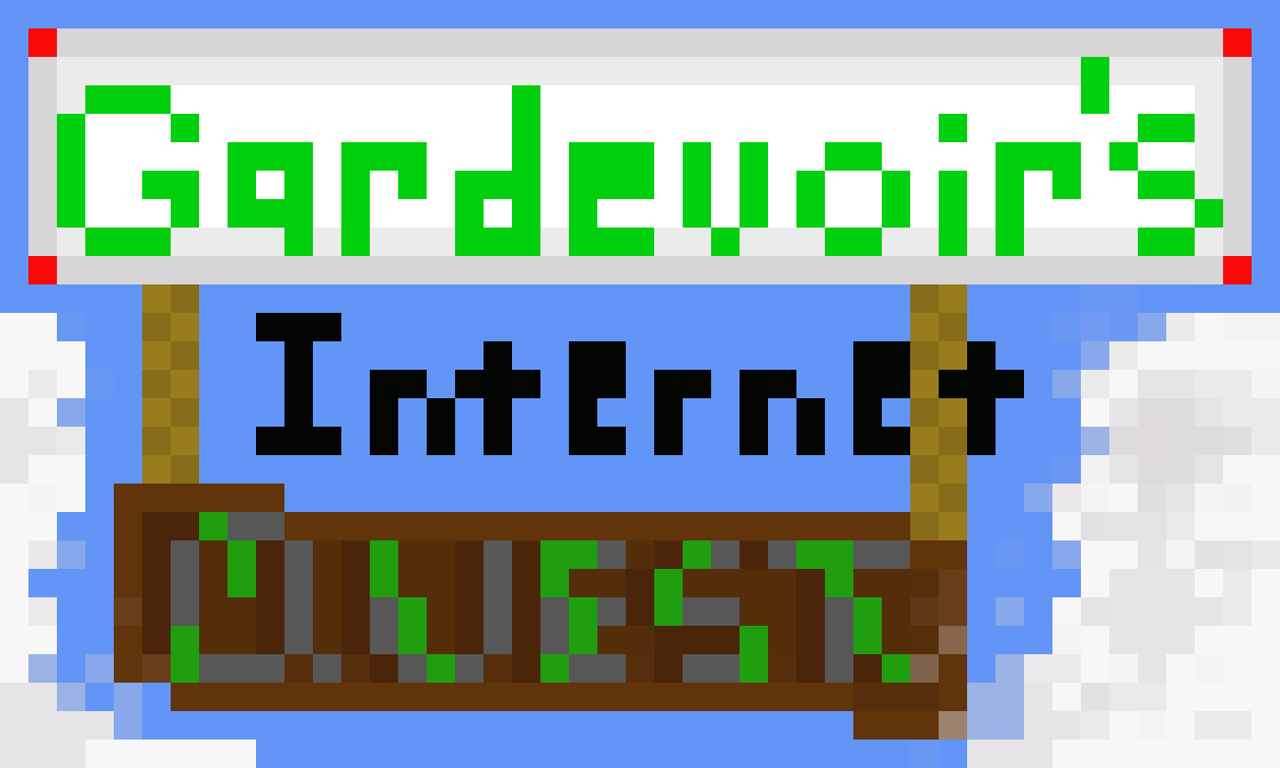 Gardevoir's Internet Quest logo by Spook-Master