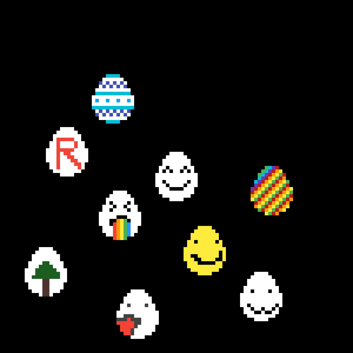 HAPPY EASTER!! by DragonzDrawz98