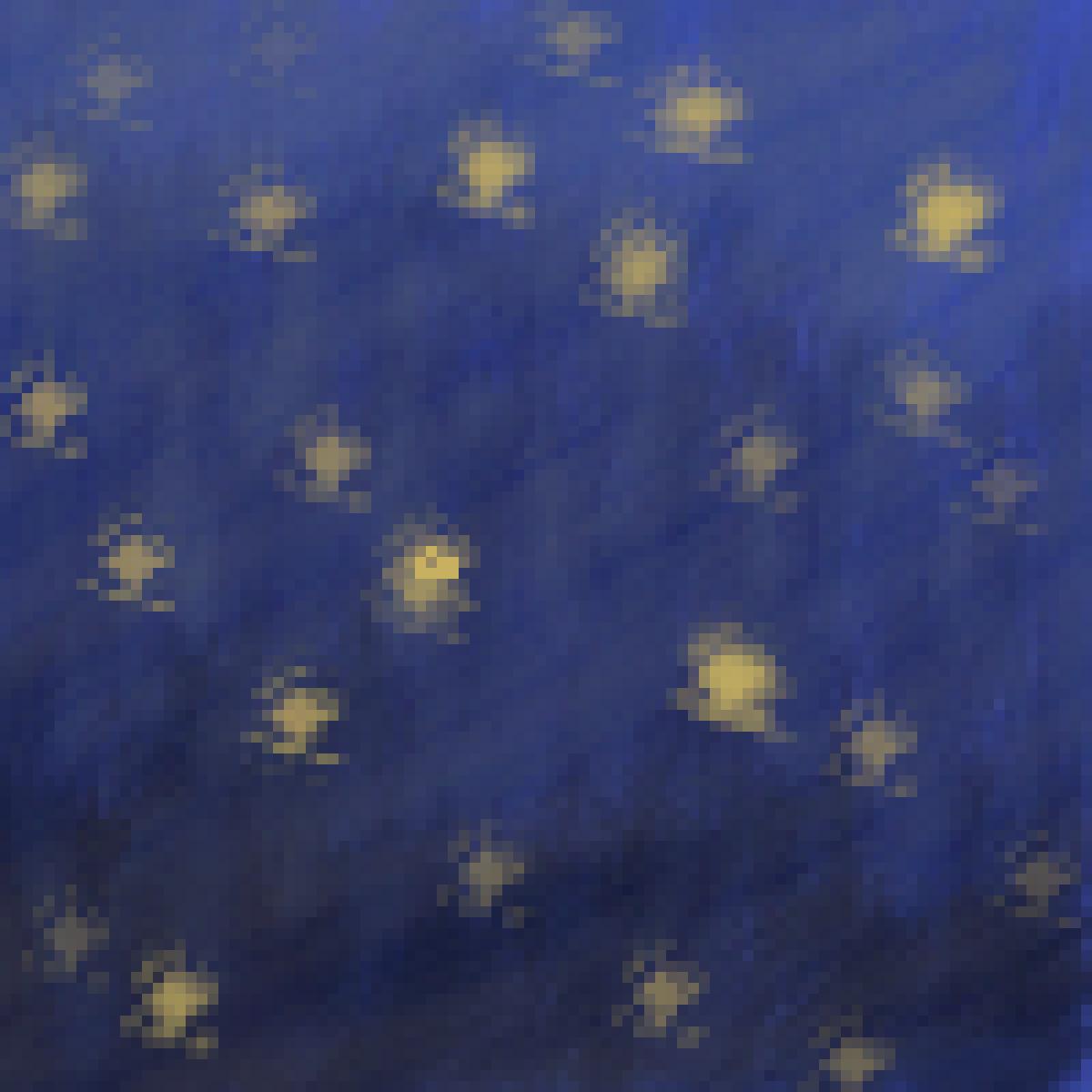 Night Sky by TheFuzzyDucky