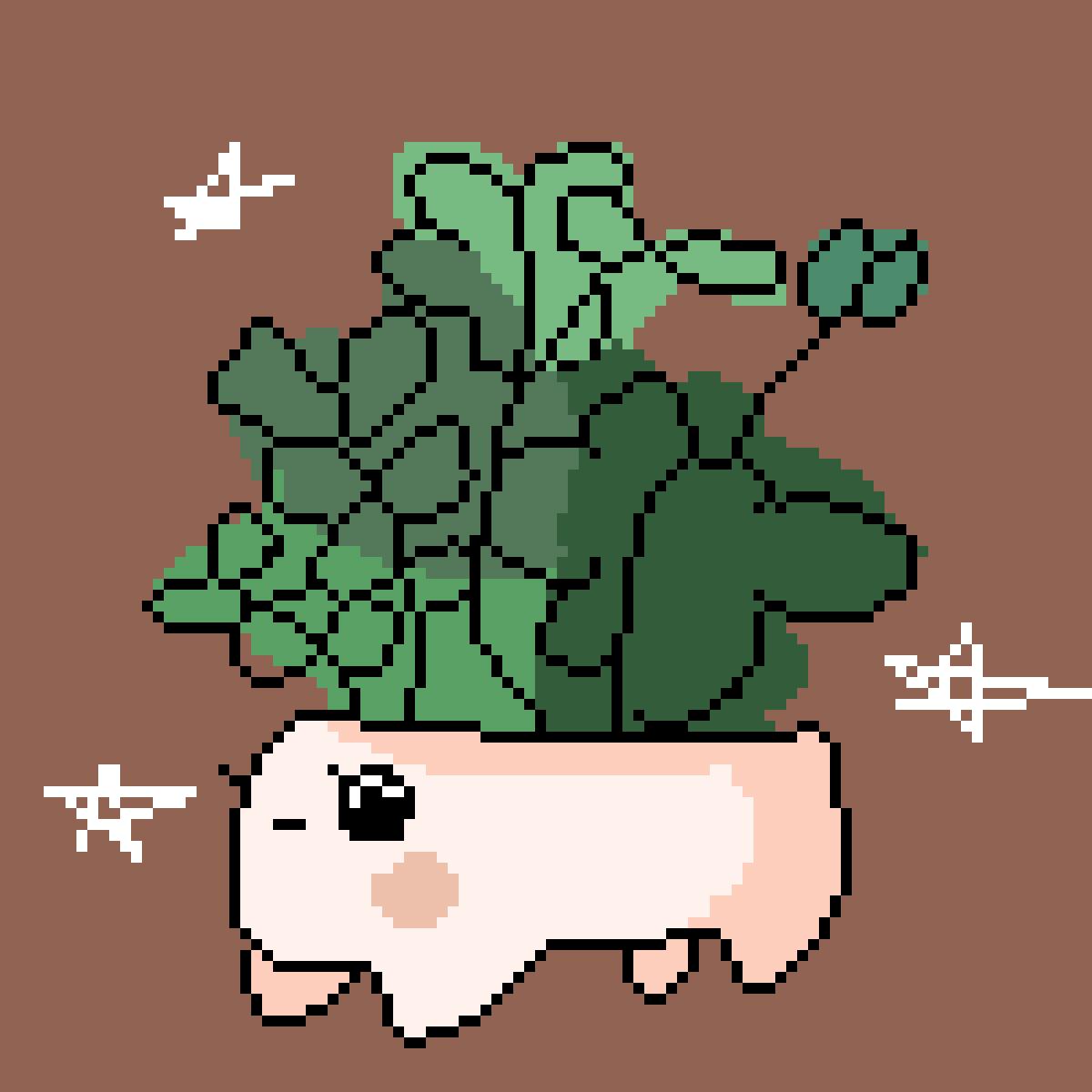~Plant doodle~ by ArtbyChaiitea