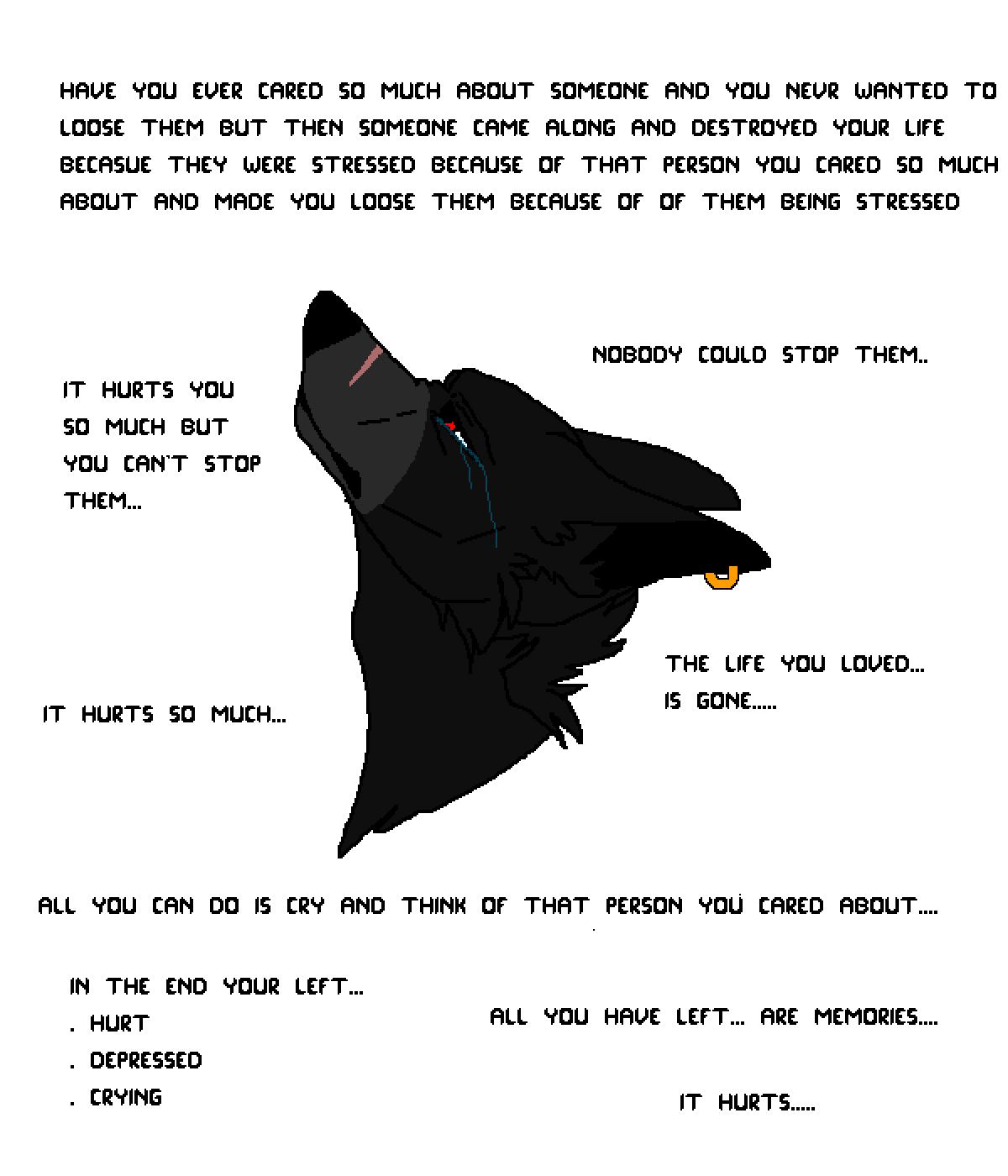 Help...  by UndeadWolfBoss