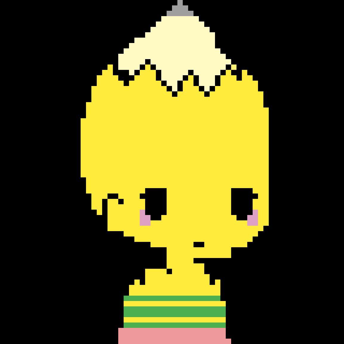 cute pencil by PixelFire