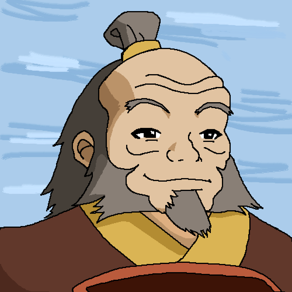 Iroh by Elentric