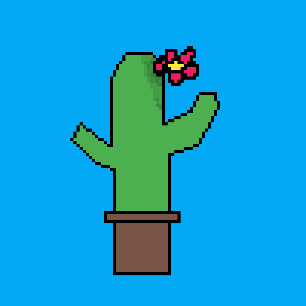 cactus by becaofficial12