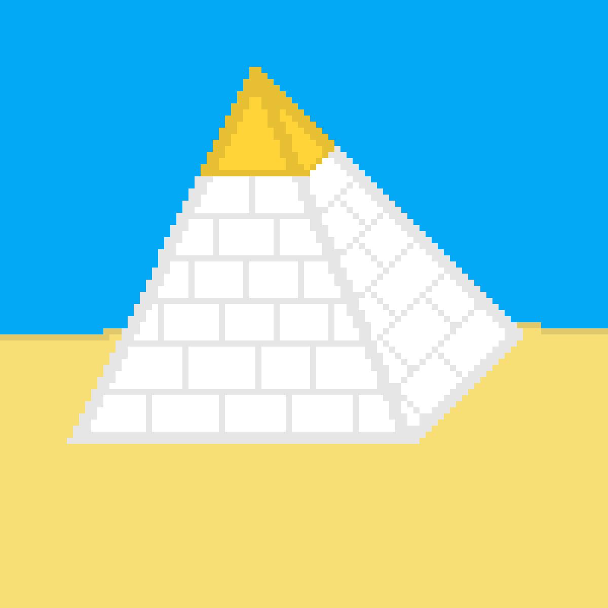 Pyramid by BookDragon