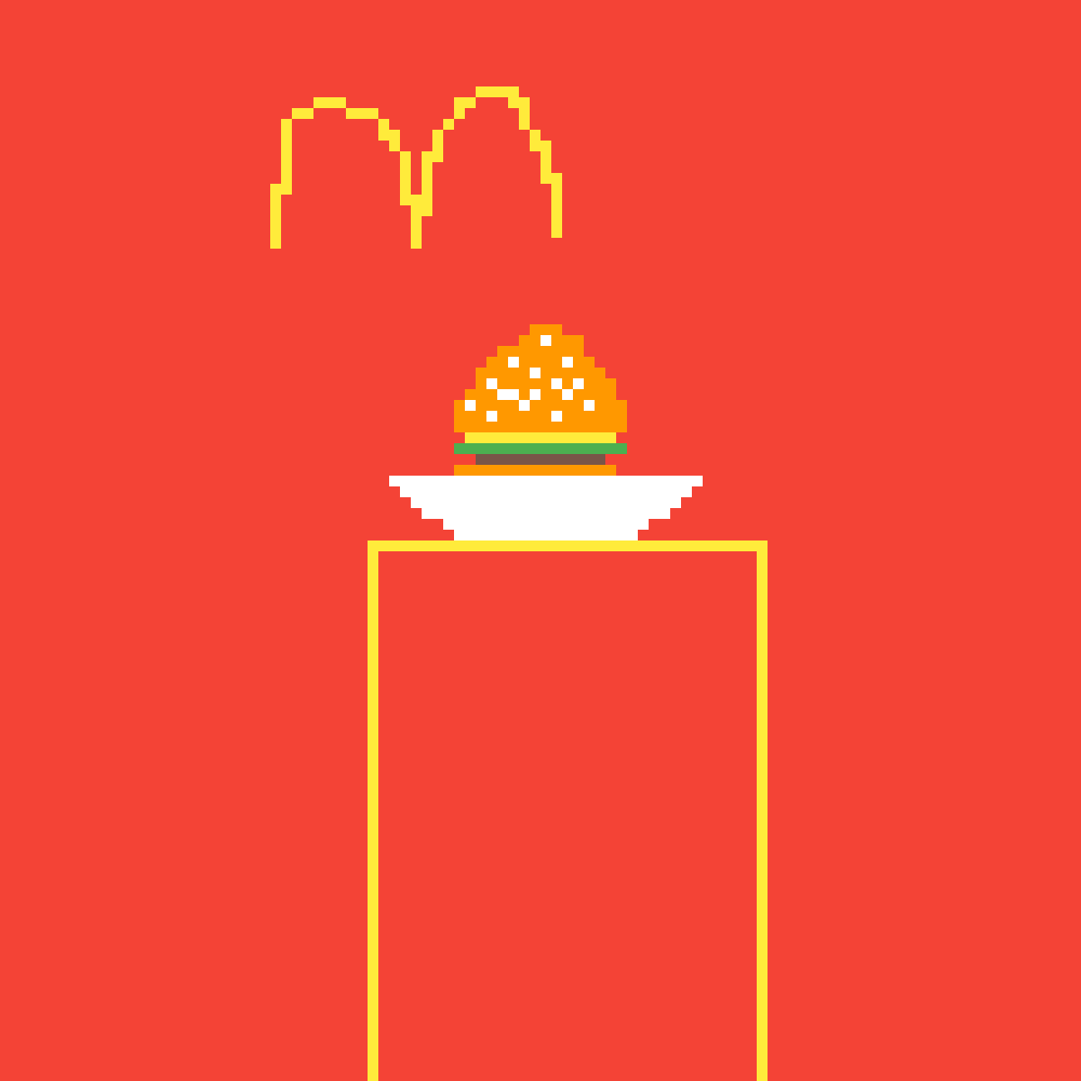 McDonald's by ilovefoxes27