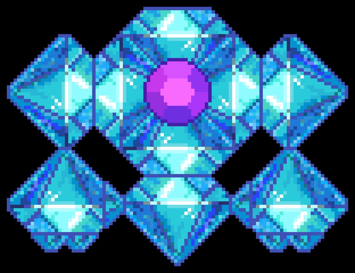 THE DIAMOND-GUARD by QuanDoMinh