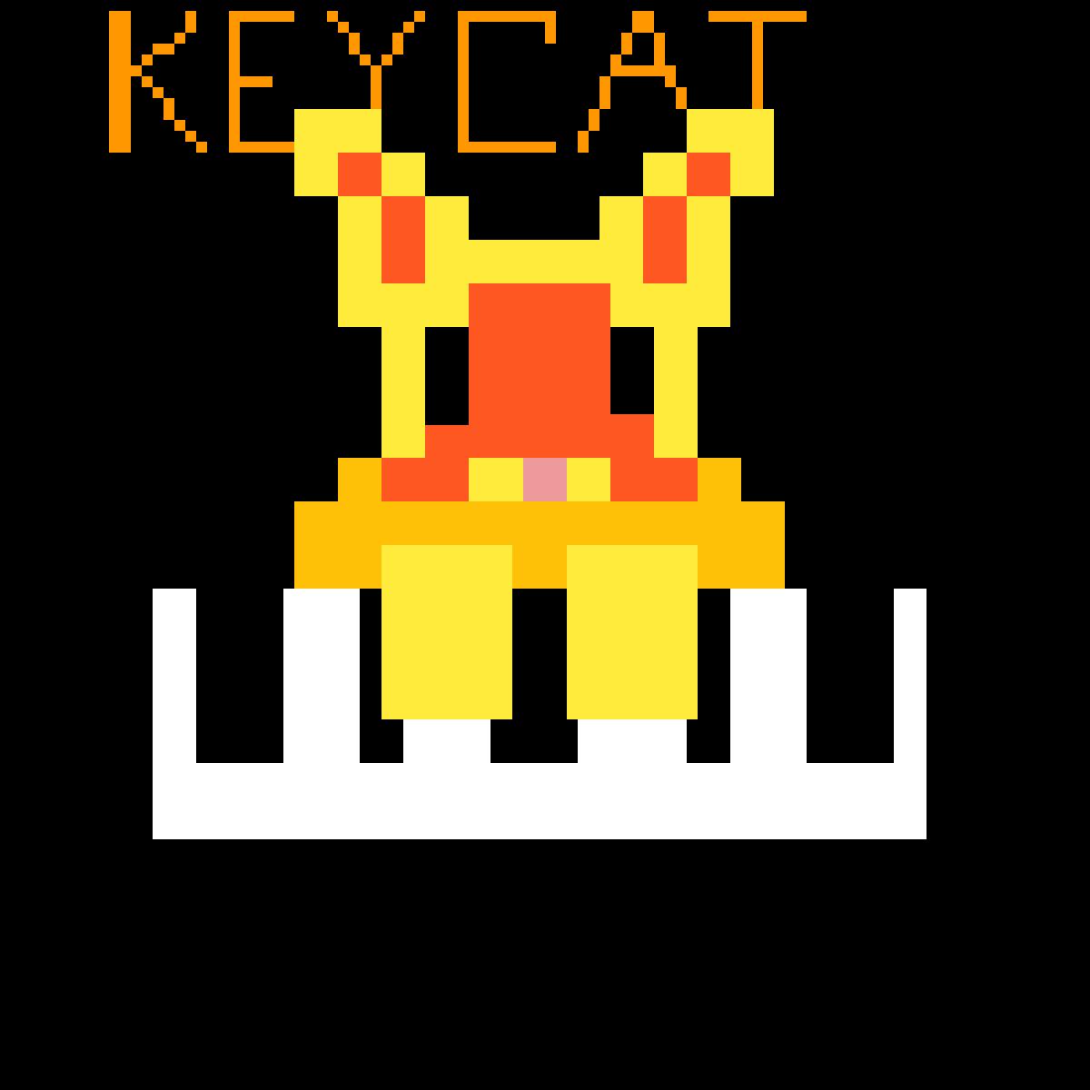 Keycat by roseneko57