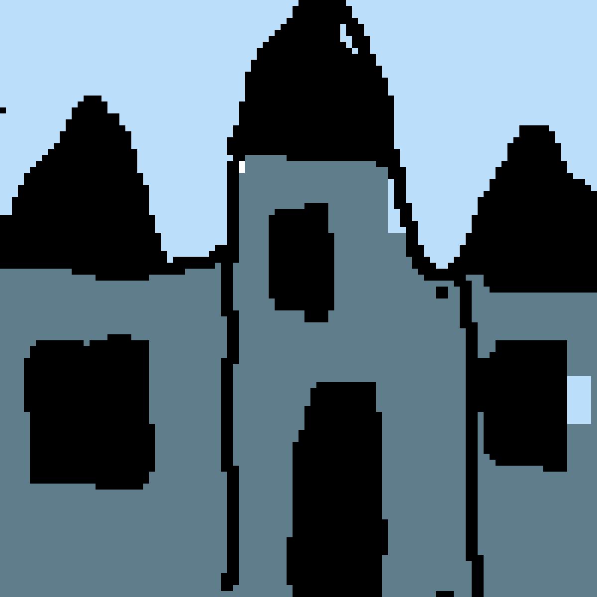 castle by ann1234