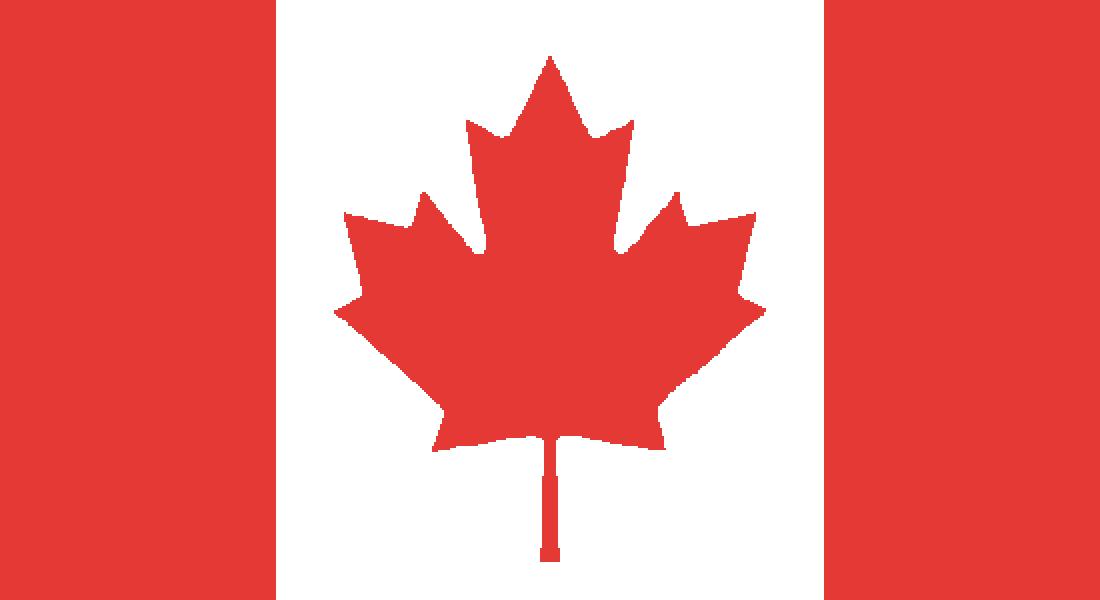 Canada flag by Babaj