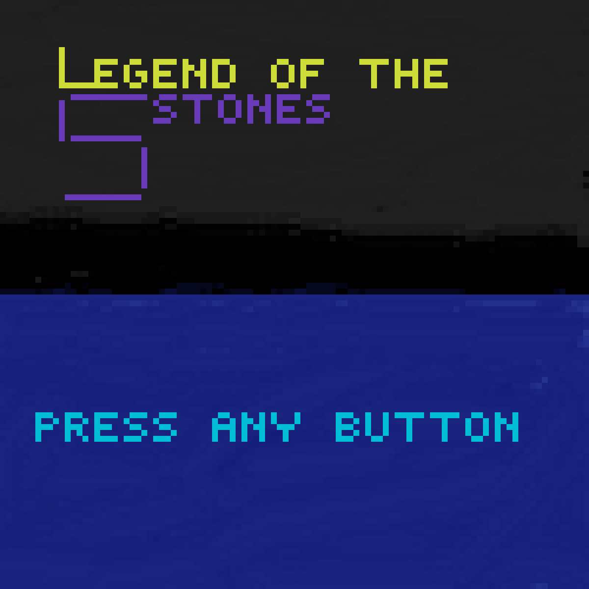 legend of the five stones  by Under-Bound