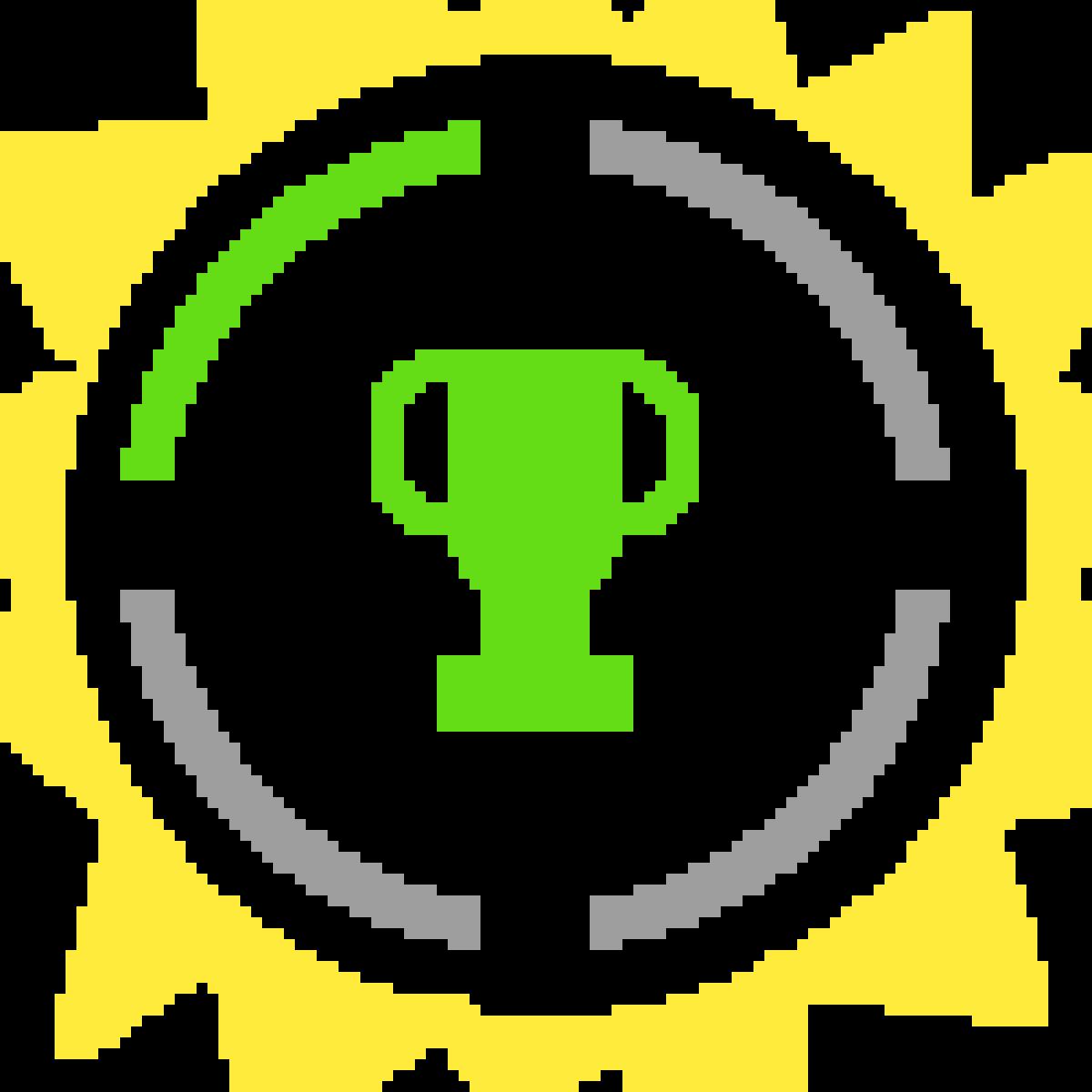 Pixilart Game Theory Logo By Dj Jumpman