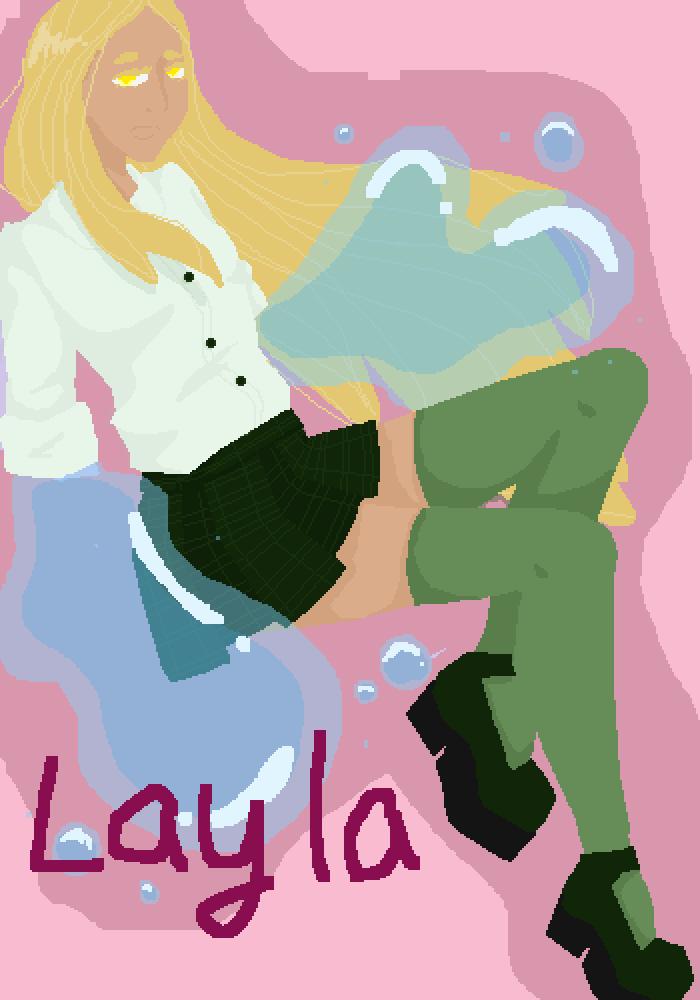 OC Layla by Ed-Zara