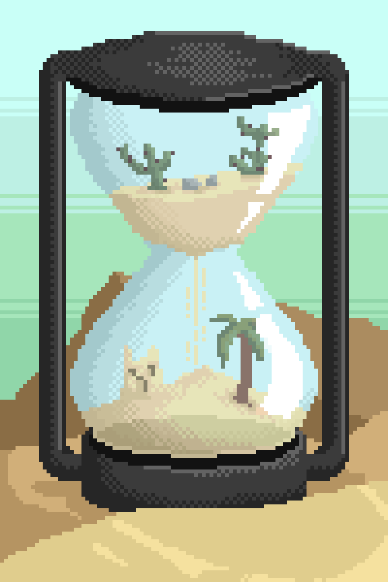 main-image-Sand Timer  by Marshmallow16