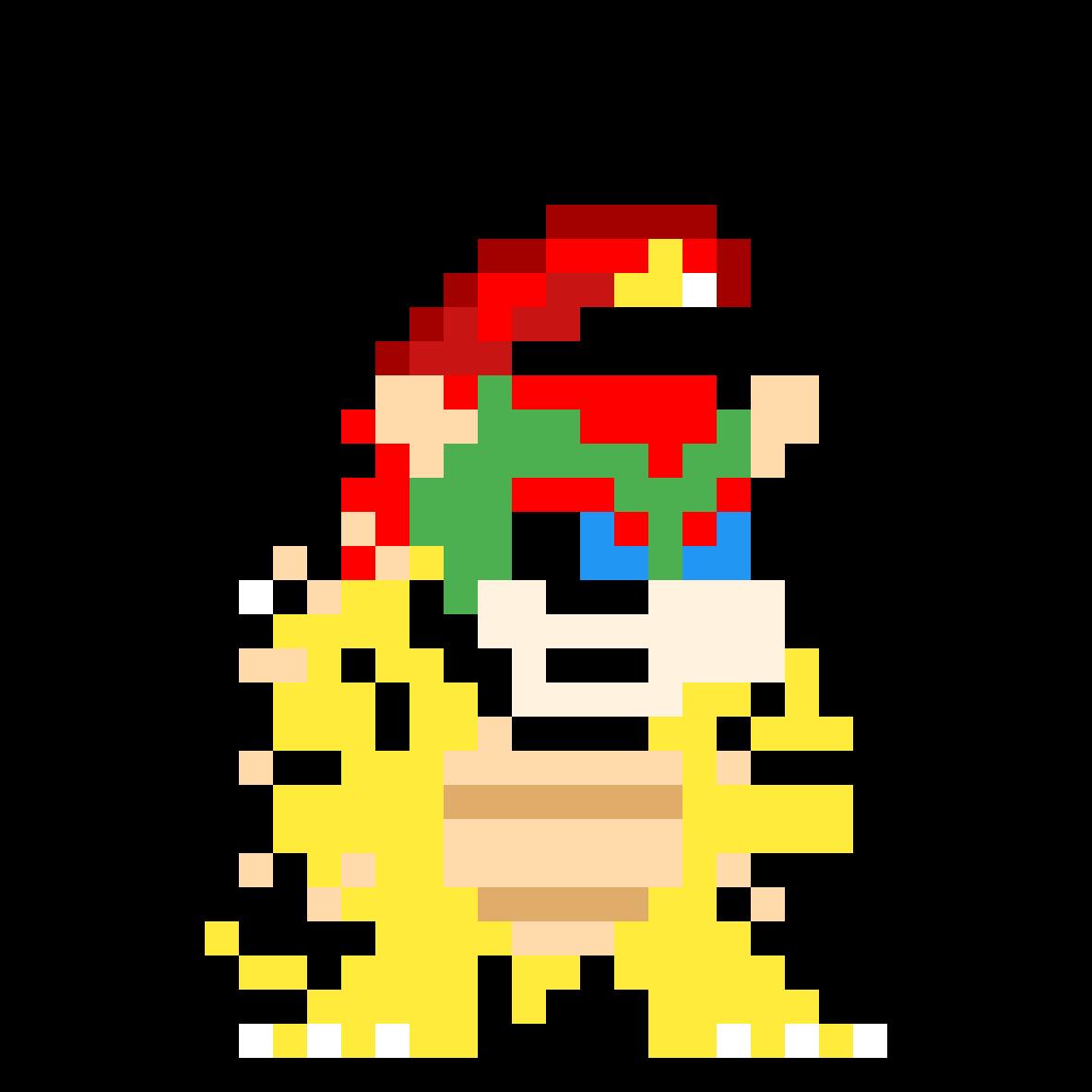 Best mario boss battle ever by PixelPixelArt