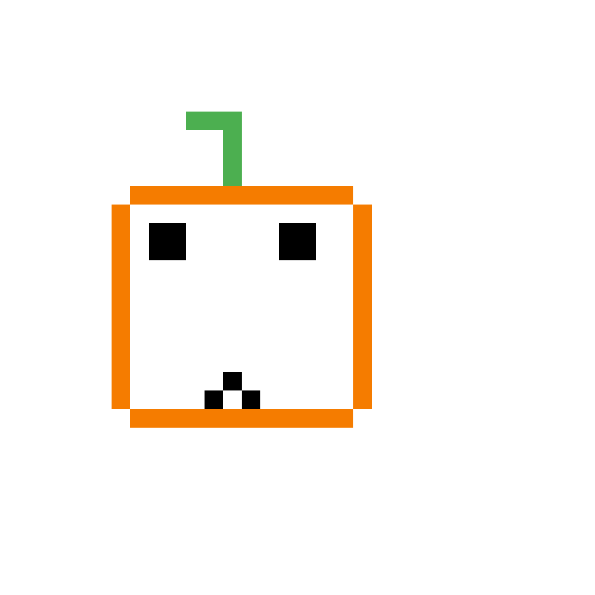 classic pumpkin head by Shoop-da-whoop