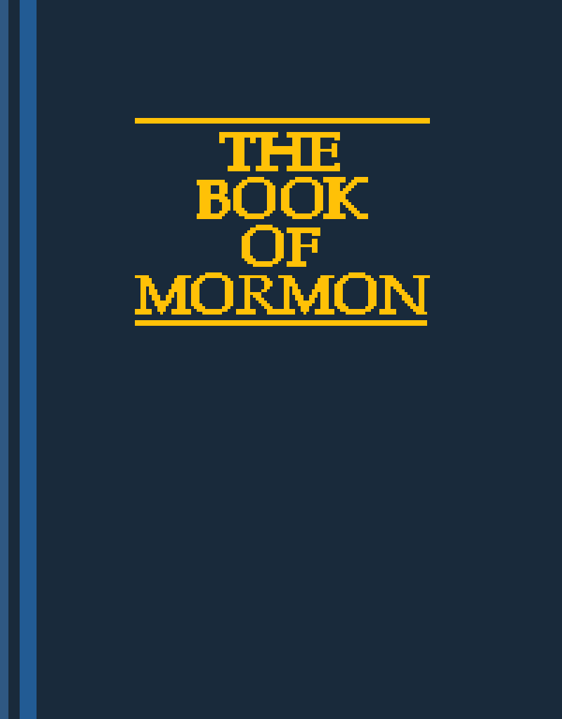 Book of Mormon by Luv2Pixle