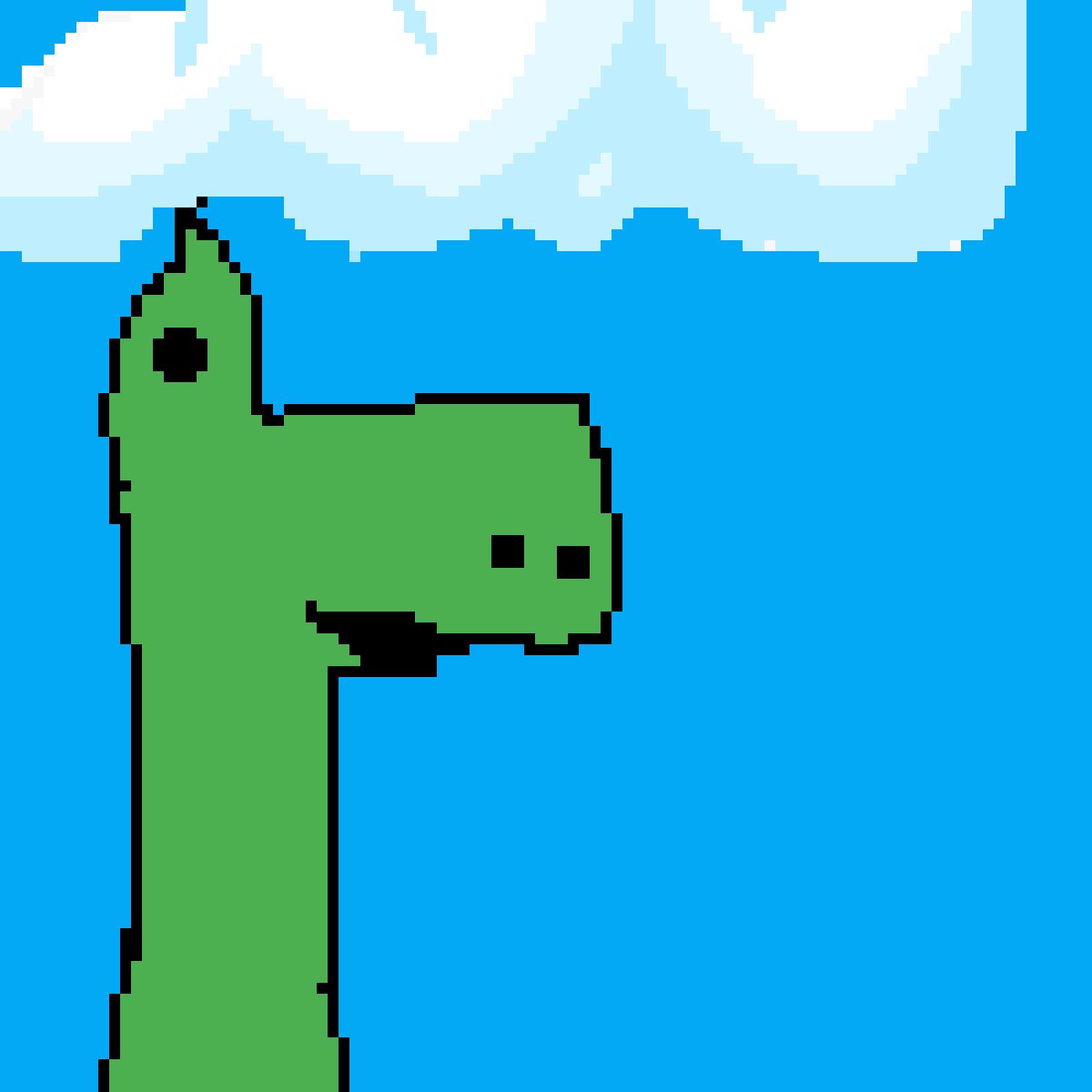 The good dinosuar by DJ-Drawer