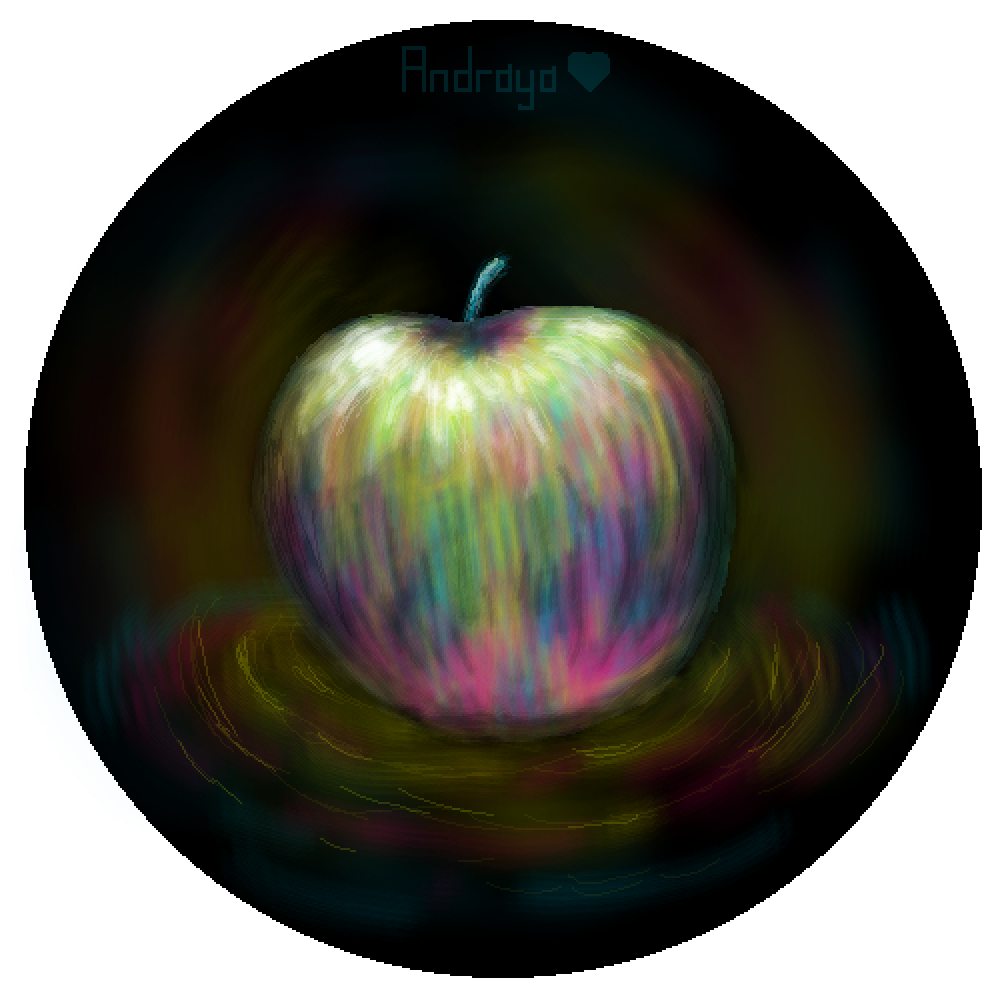 main-image-Ripple of Color  by Andraya