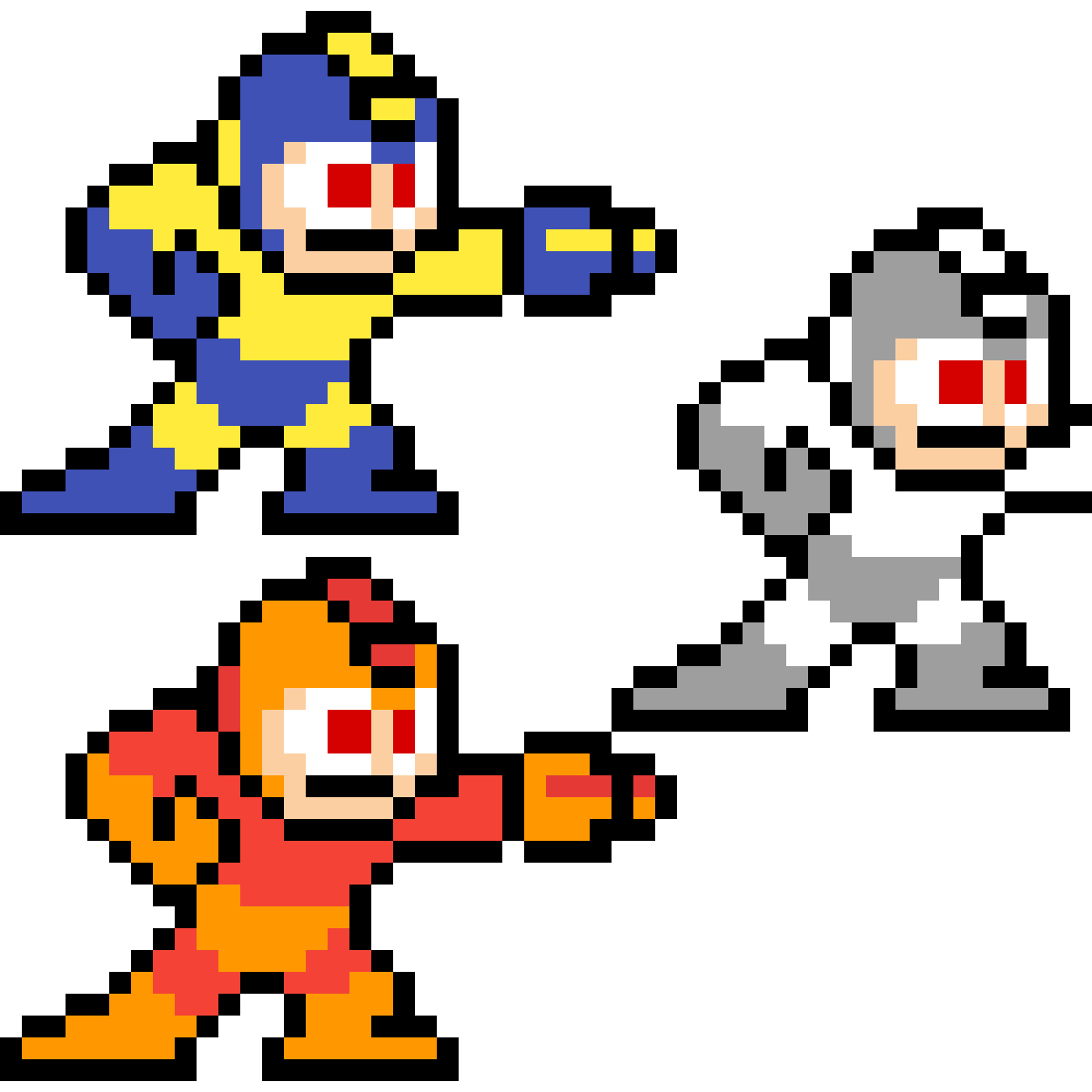 Copy Robots by Weegee123