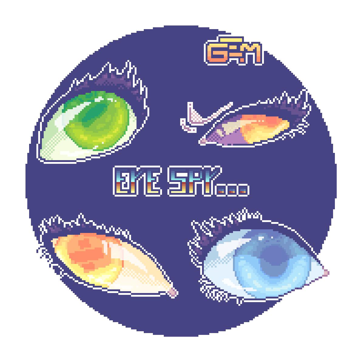 Eye References by Ismethyst