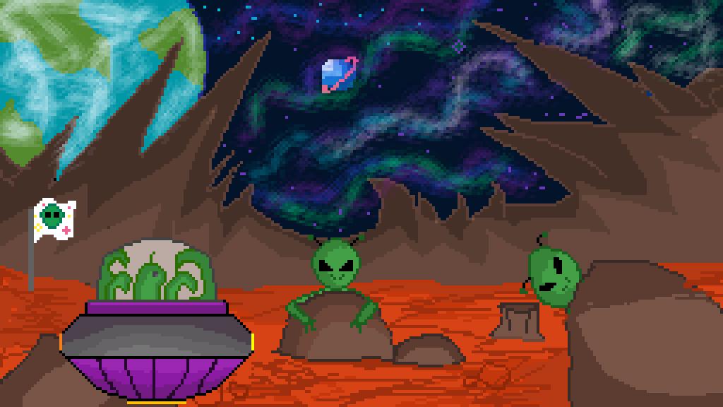 main-image-alien galaxy  by Sweethearts