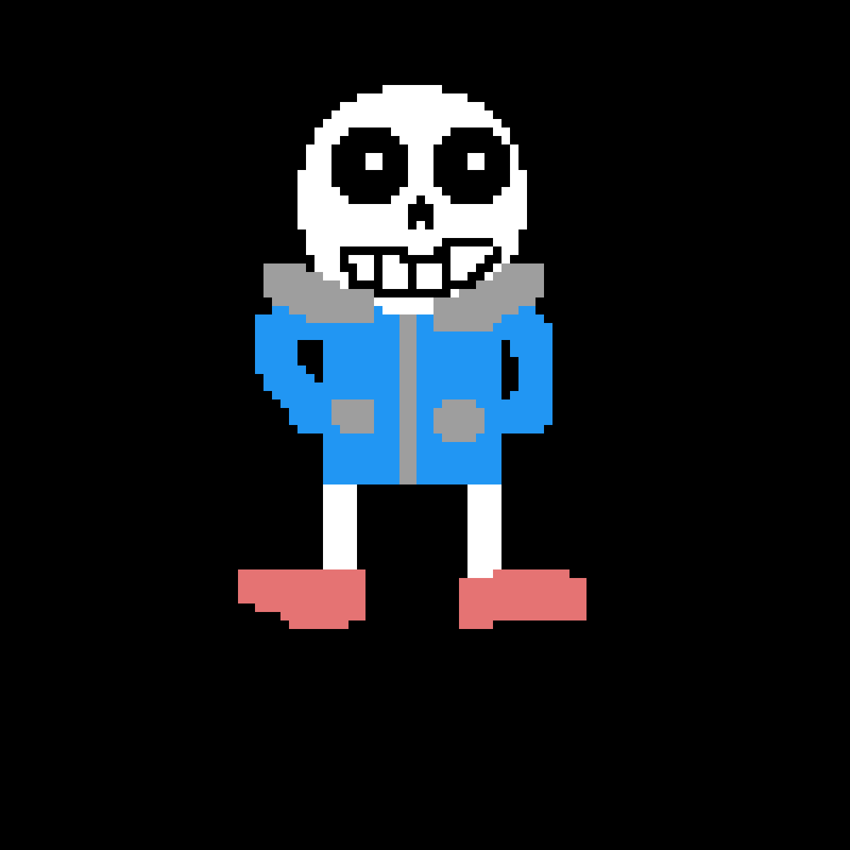 Sans by Sonic1991