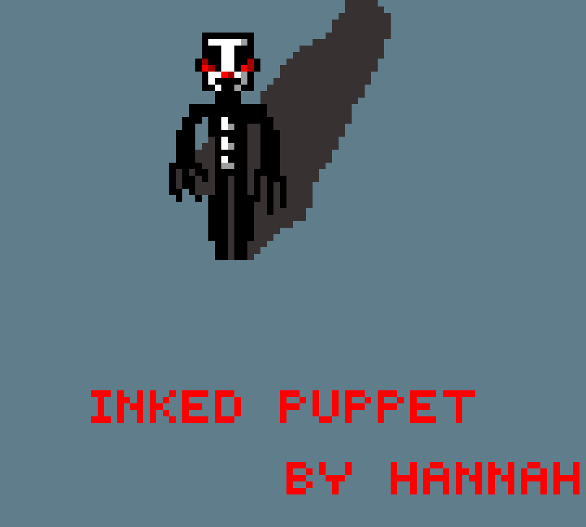 inked puppet
