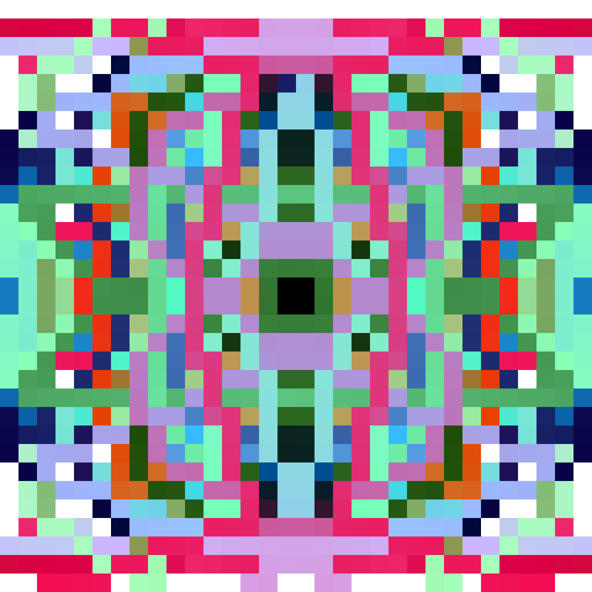 The all seeing eye by Isaach