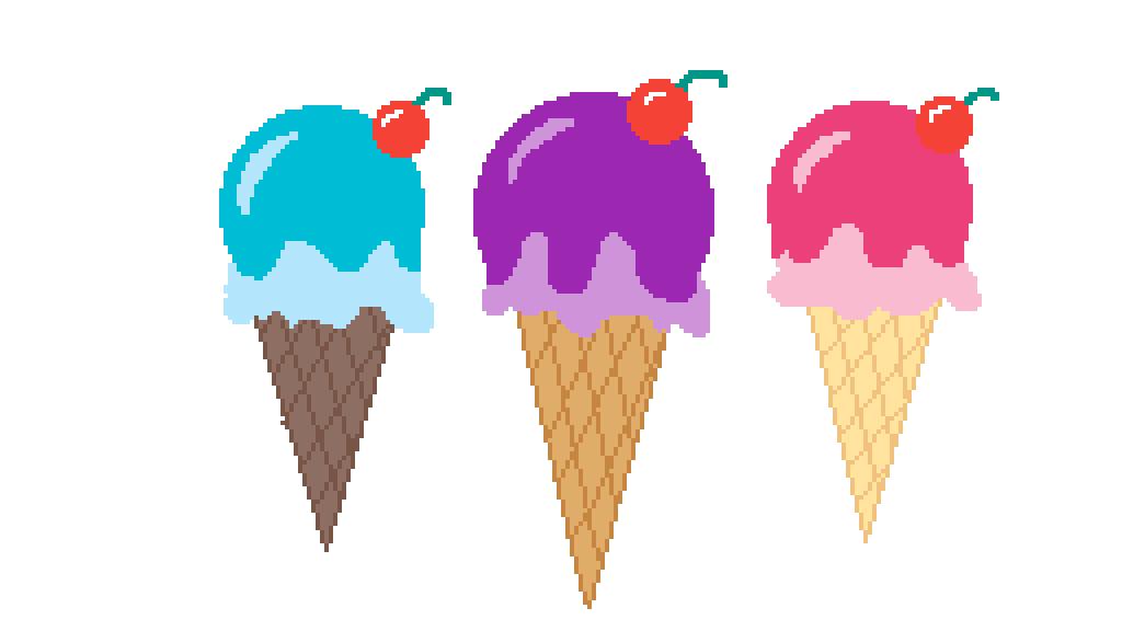 Ice cream 100% Original by 24wrighl