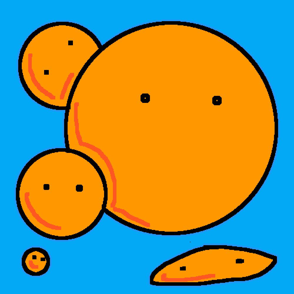 Orange by Frostbitten