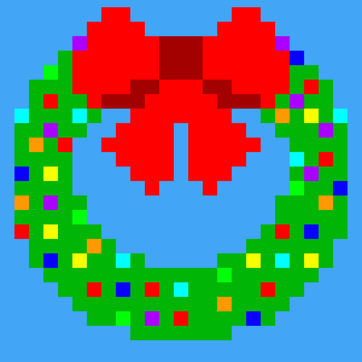 Merry Christmas to all into all a good night  by Feze-Tfue