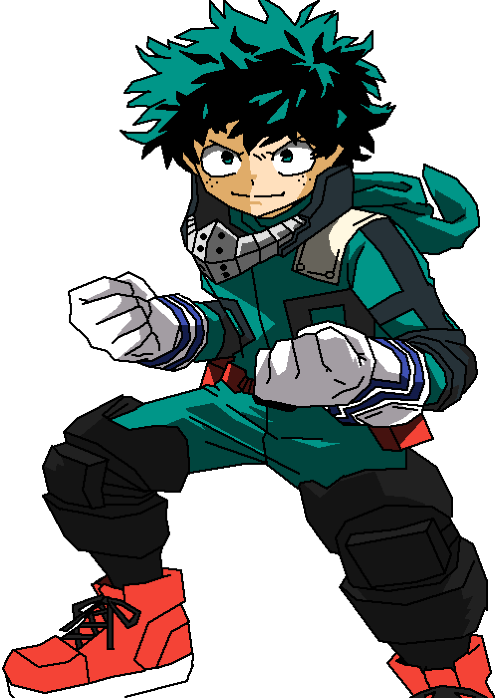 IZUKU MIDORIYA!! by DekuSmash