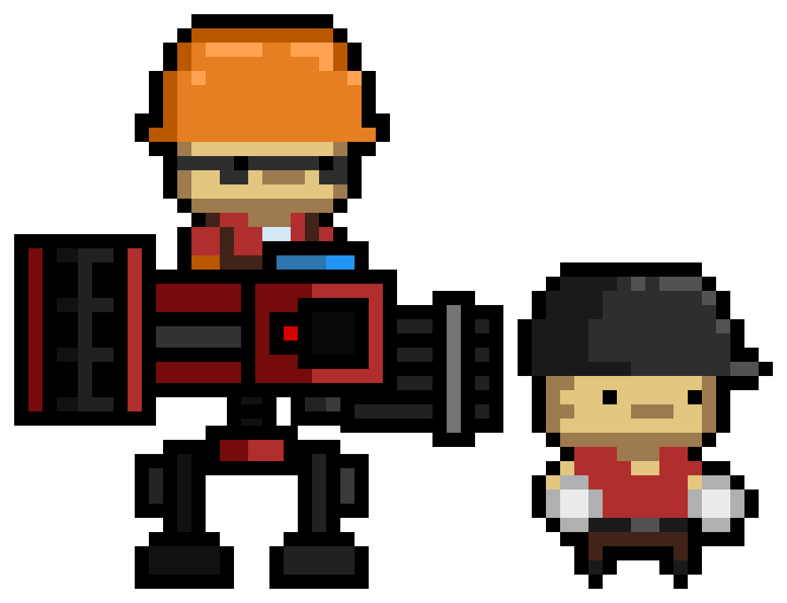 TEAM FORTRESS by QuanDoMinh