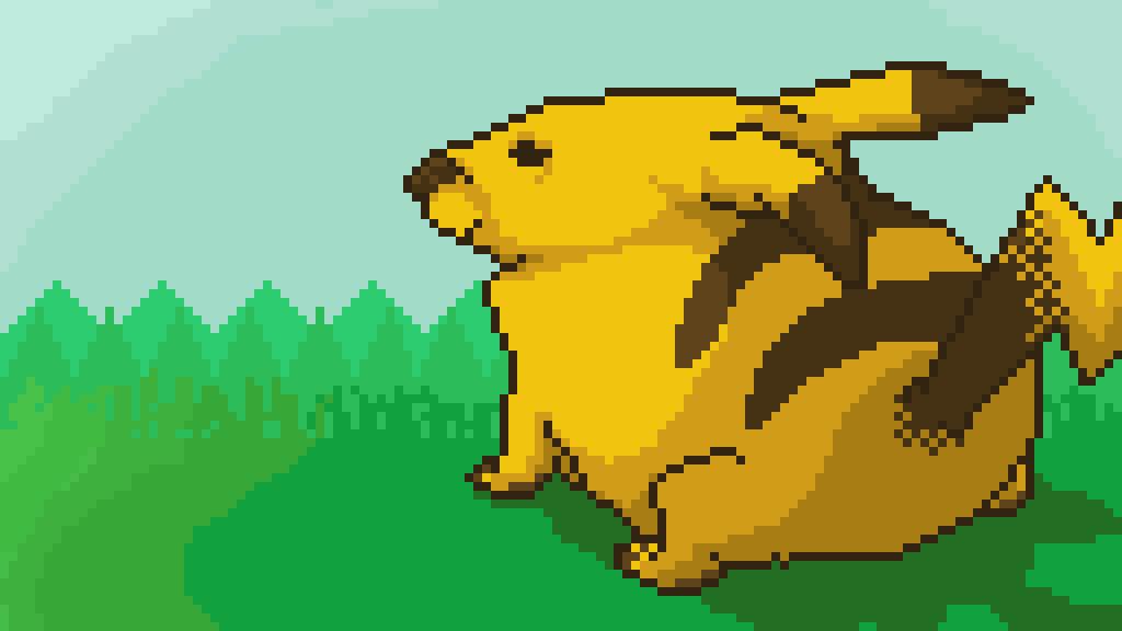 Pikachu by StarMan