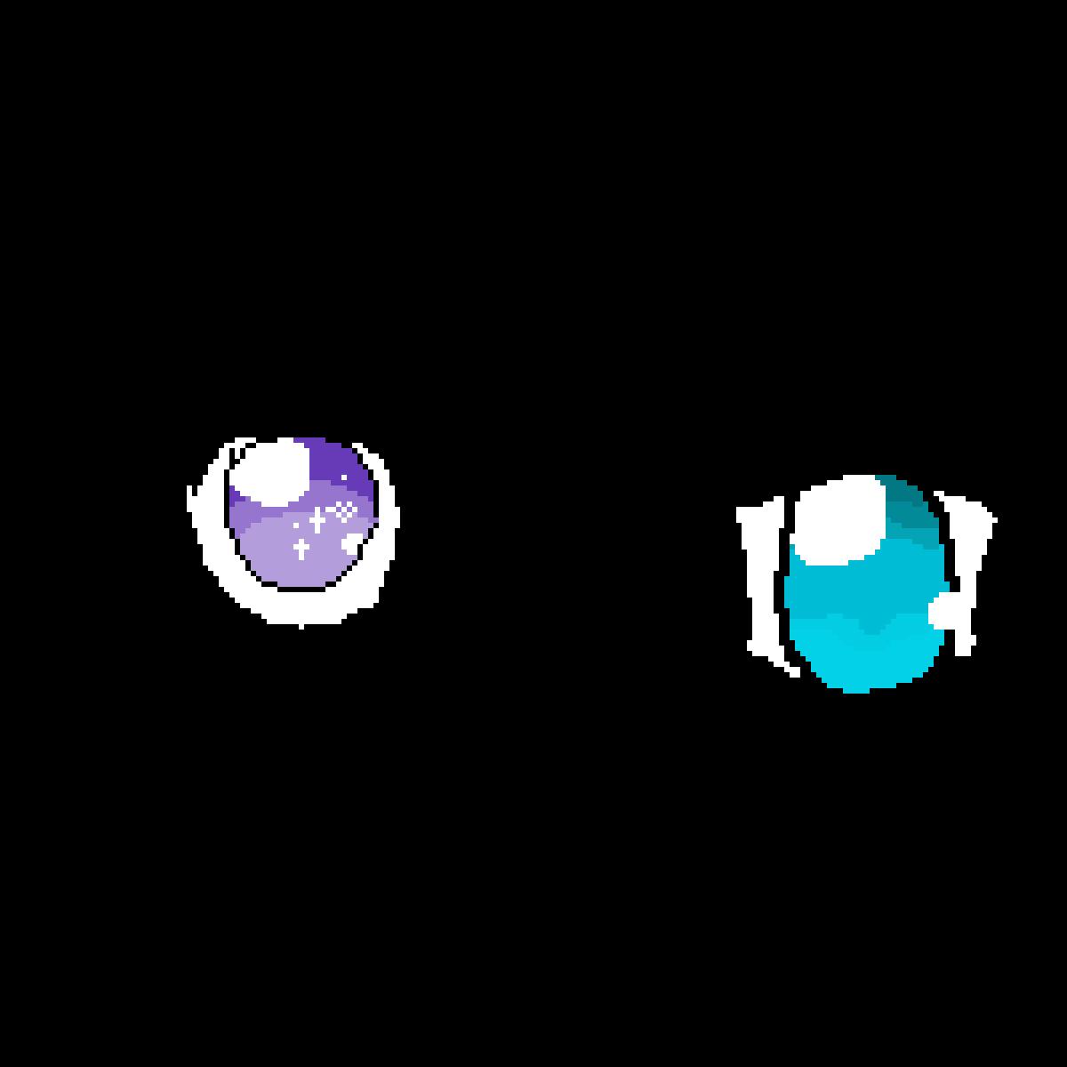 anime eye collab! by riyorockstar