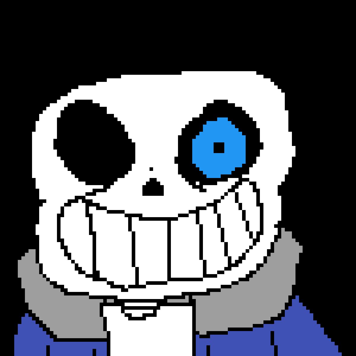 Sans by pixel-good-guy