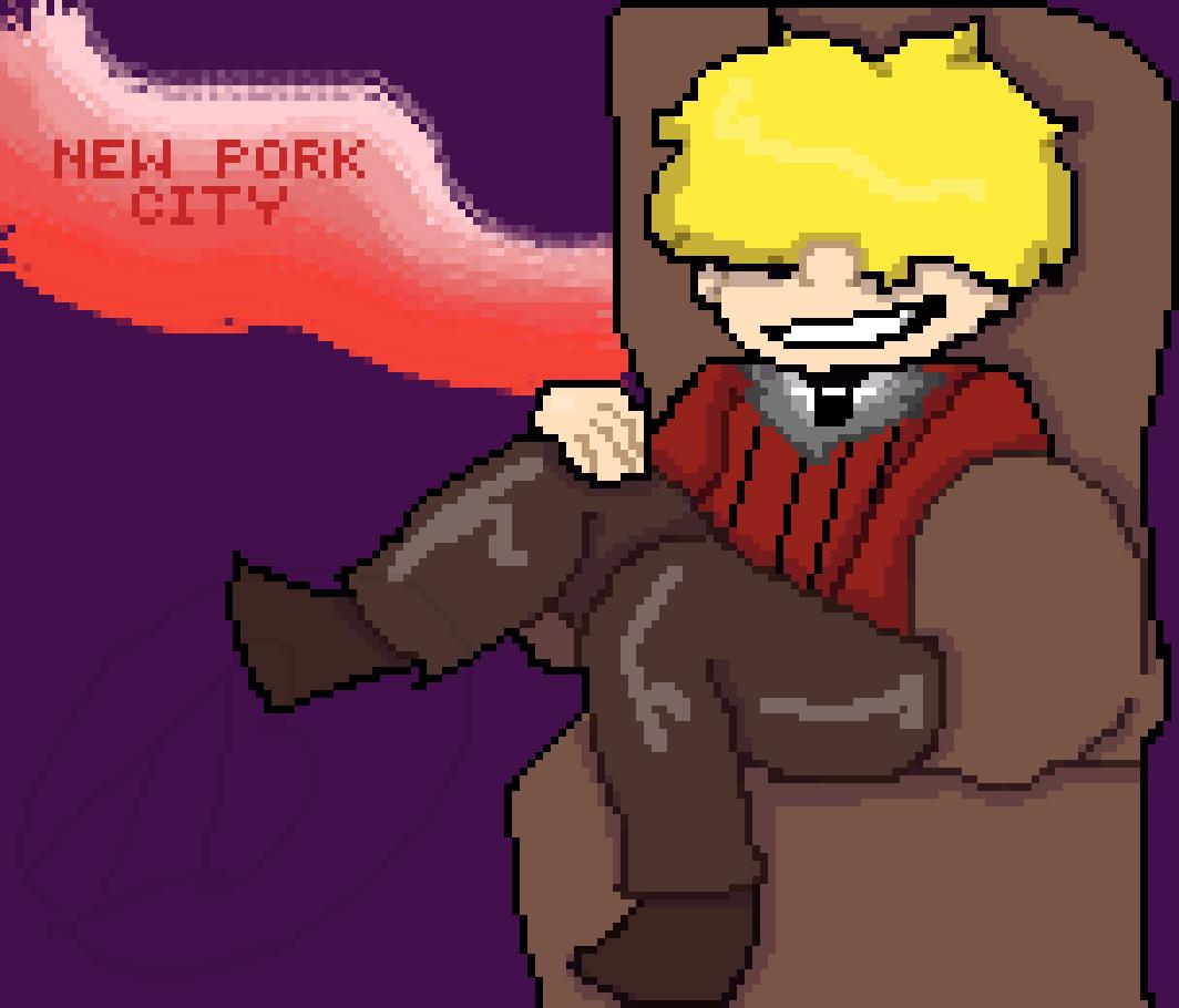 King Porky by Daddy-Porkchop