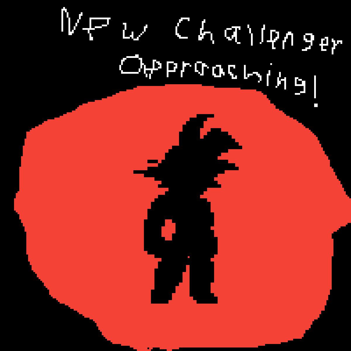2nd challenger approaching by PixelatorMan