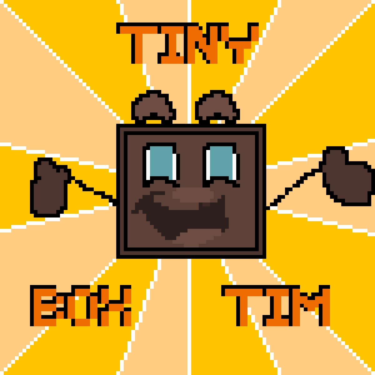 Tiny Box Tim by EricaJacqueline