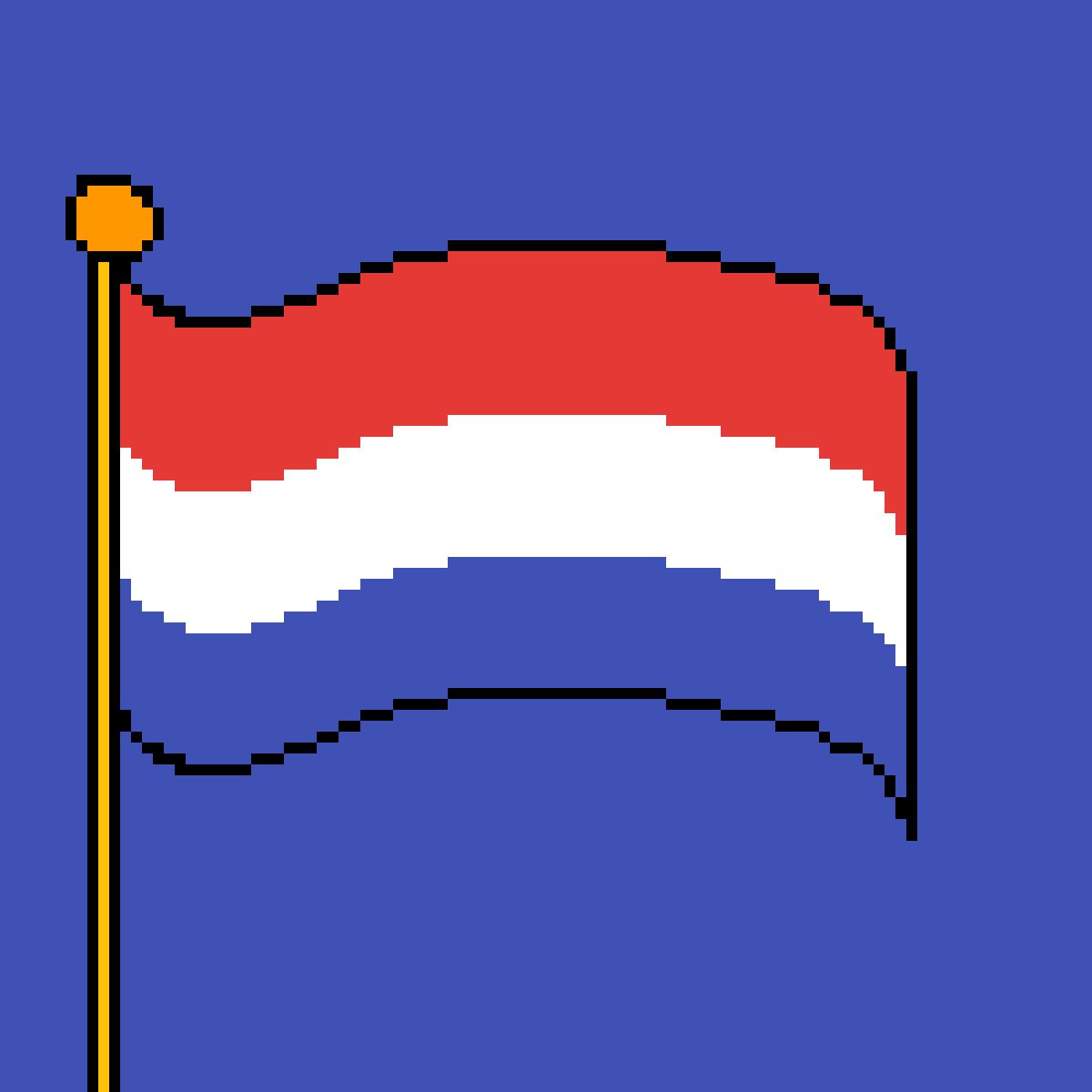 The Dutch Flag by poison-darts317